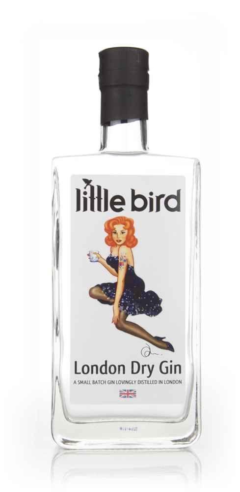 Little Bird London Dry Gin - Master of Malt