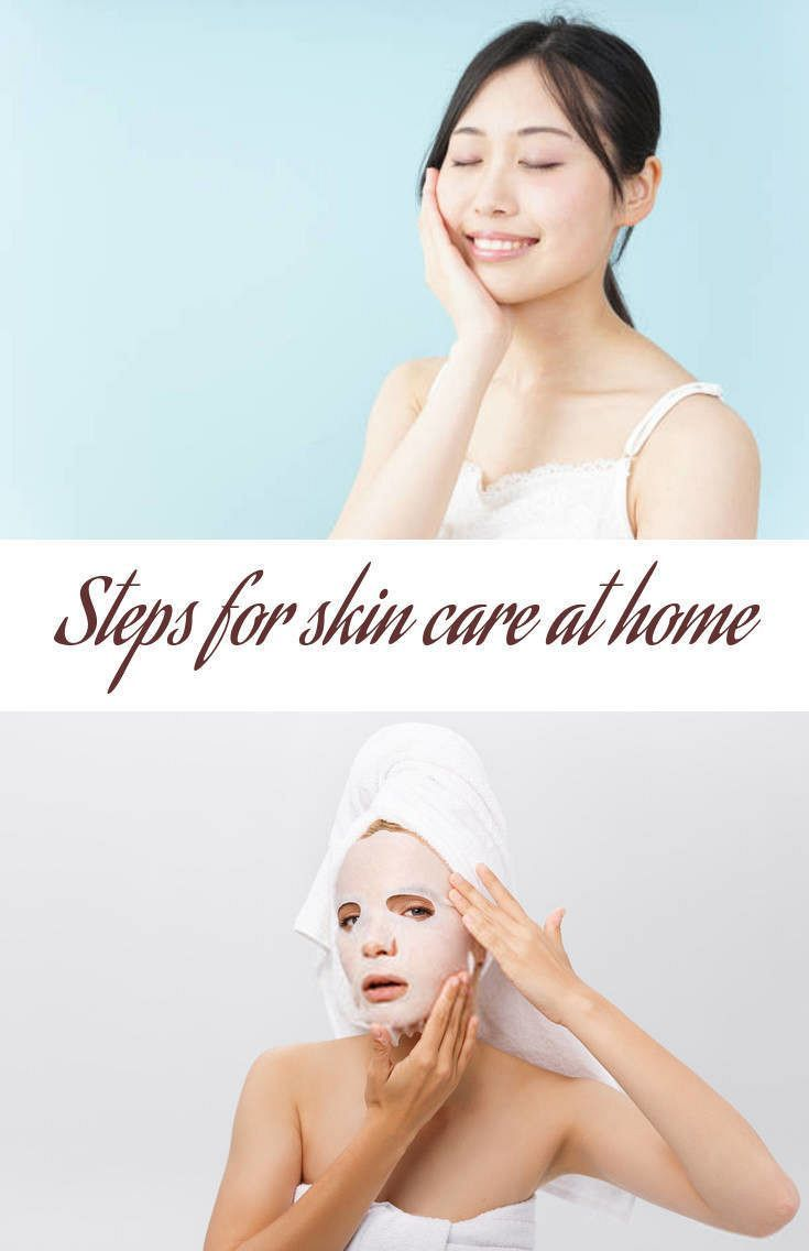 Steps For Skin Care At Home Skin Care Advice That Works Koreanskincare Korean Skincare Skin Care Skin