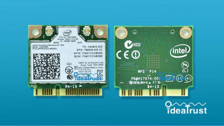 Brand new for intel Dual Band Wireless AC 7260 Intel7260 7260HMW 7260AC 2.4&5G 867M BT4.0 MiniPCIe WiFi Wireless Network Card //Price: $35.25 & FREE Shipping //     #hashtag2