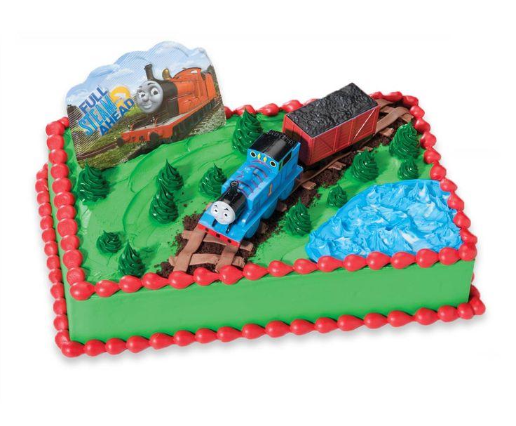 Thomas The Train Cake Cold Stone