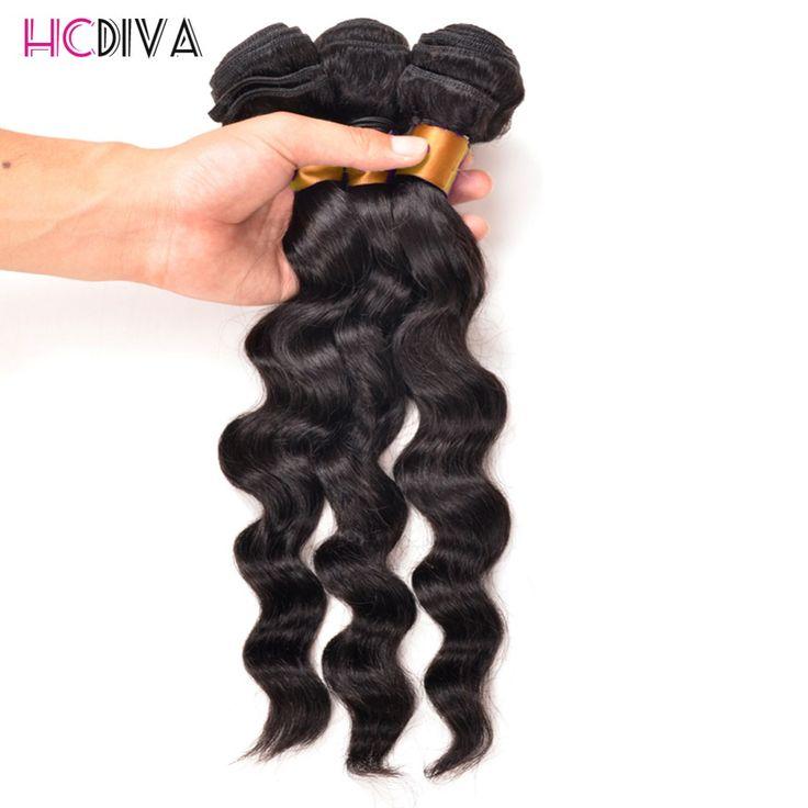 Brazilian Virgin Hair Loose Wave HC Hair Products 8A Wet And Wavy Virgin Brazilian Hair Loose Wave Human Virgin Hair Extensions