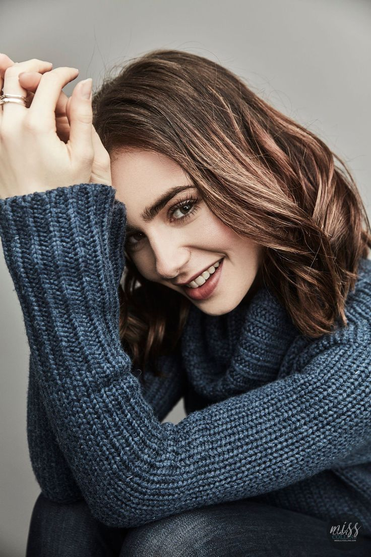 Lily Collins= torture to me