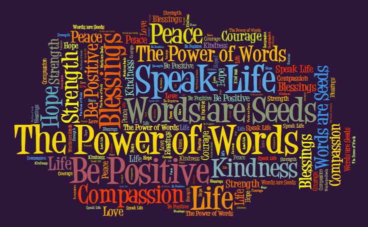 We Can Change Our Lives Through The Power of Words — Dr. Therman E ...