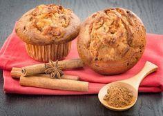 Muffins de Manzana y Canela Te enseñamos a cocinar recetas fáciles cómo la receta de Muffins de Manzana y Canela y muchas otras recetas de cocina..