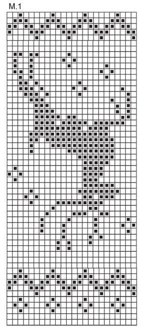 "Oh Deer Socks! / DROPS 122-17 - Porokuvioiset DROPS sukat ""Fabel""- ja ""Alpaca"" -langoista. - Free pattern by DROPS Design"