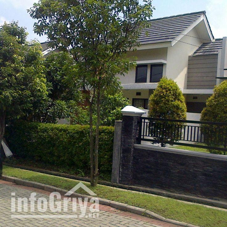 Rumah dijual di Bogor dekat The Jungle - www.infogriya.net