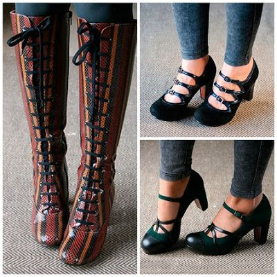 Beauty and the Mist - everything about beauty: Chie Mihra amazing shoes