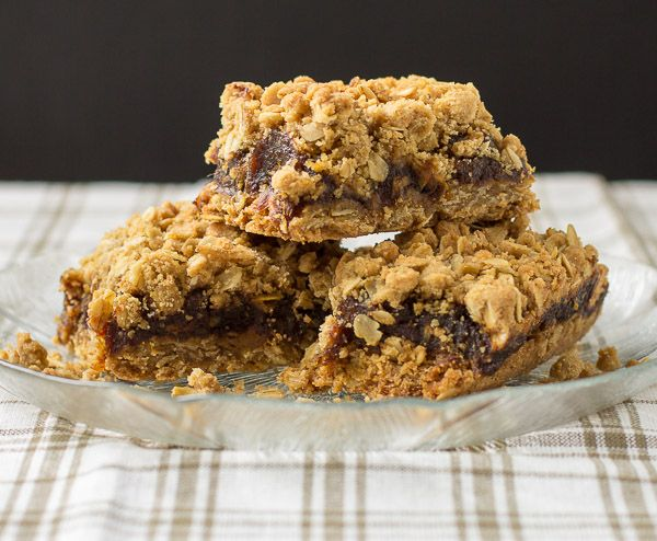 The Best OLD FASHIONED Date Squares |ediblesoundbites.com ...