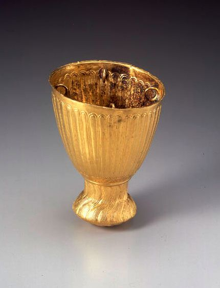 Achaemenid Gold Censer Gold, 5th-4th century B.C.E.
