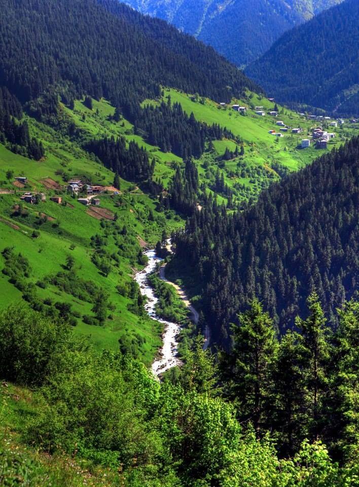 Eastern Blacksea Region of Turkey