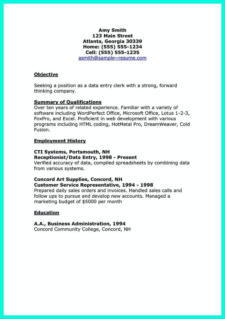 Data Entry Clerk Cover Letter Fungram.co