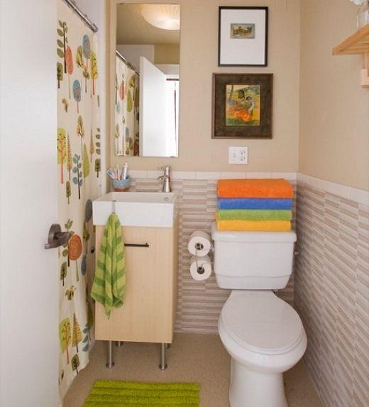 5 idei pentru o baie mică și modernă WOLF Imobiliare depozitare