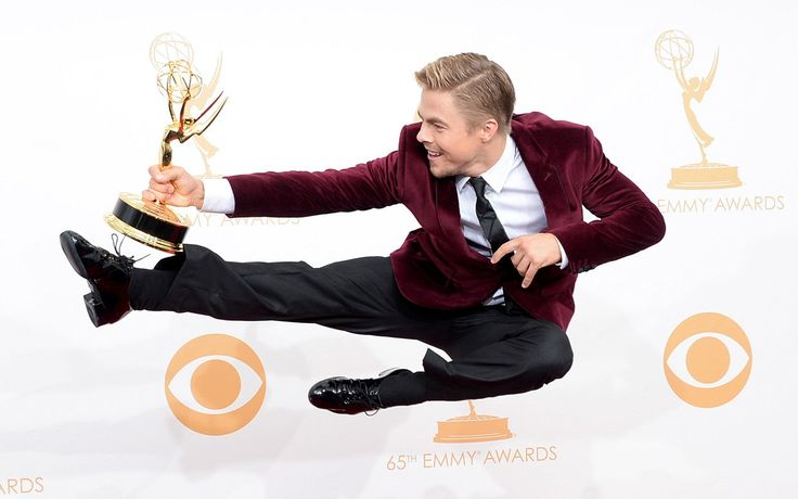 Derek Hough on How He Got His Start on Dancing With the Stars