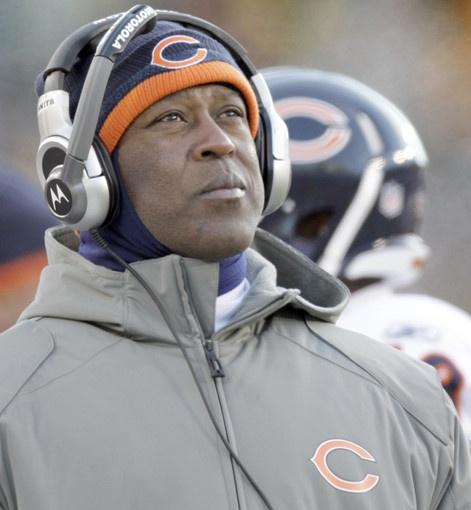 Lovie Smith, Chicago Bears Head Coach