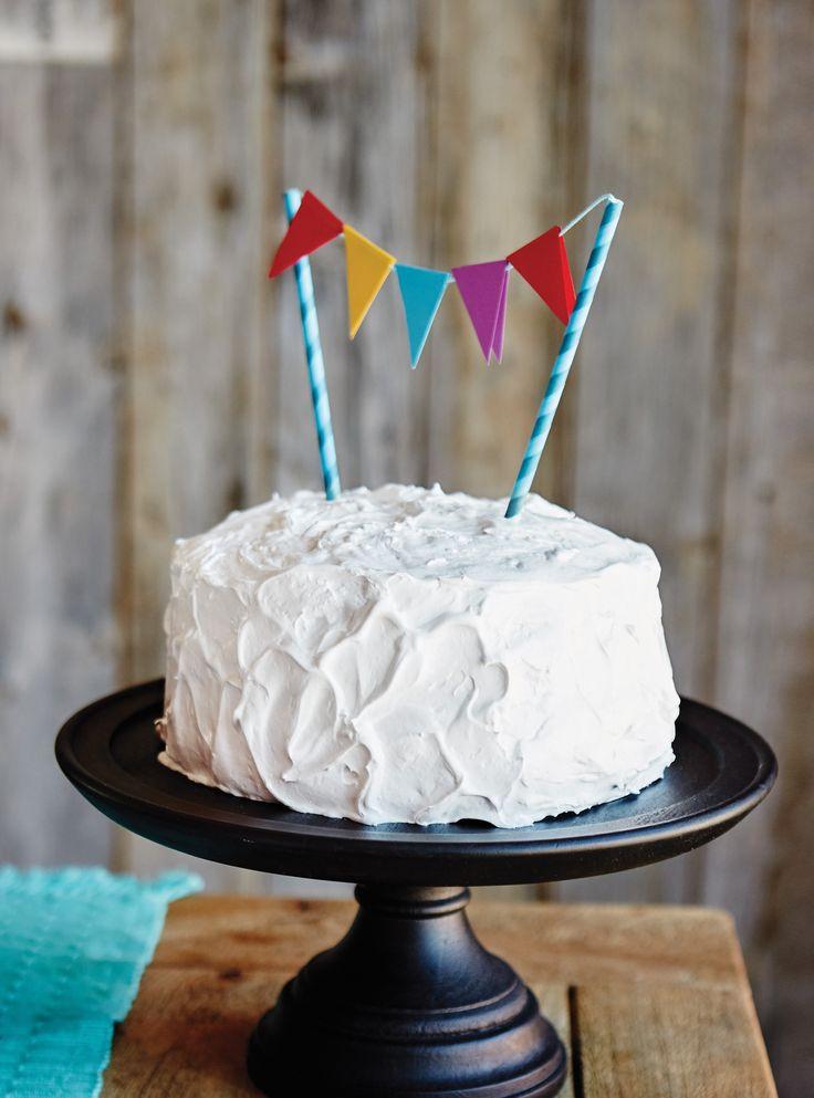 Recette de gâteau double meringue et chocolat de Ricardo