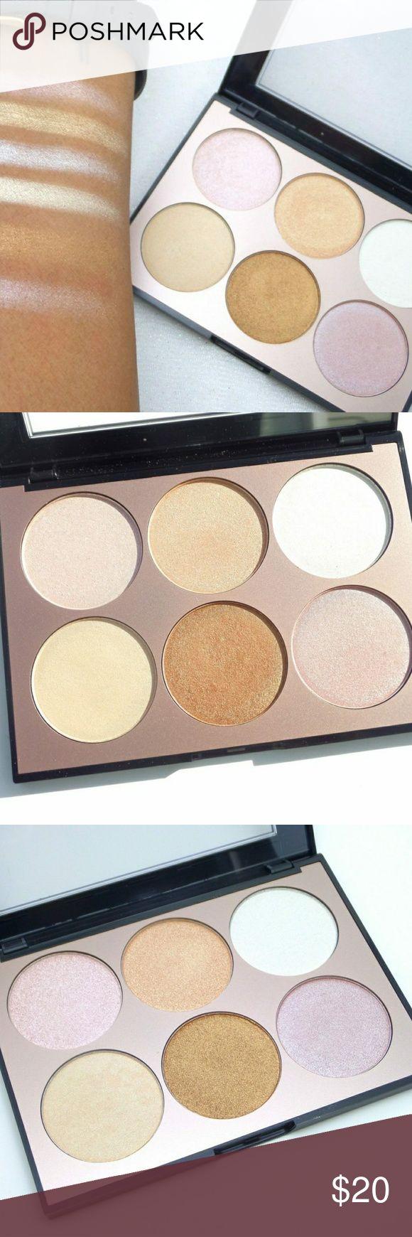 SEPHORA Illuminate Luminizer Palette NWT Sephora makeup