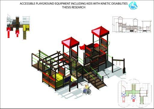 Ada playground area