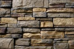 Manufactured Stone Veneer - Ready Stack Stone Panels Collection - Rustic Suede / Ready Stack / 120 Sq Ft Crate