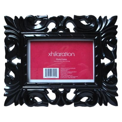 Xhilaration chunky ornate baroque picture frame 4x6 Xhilaration home decor