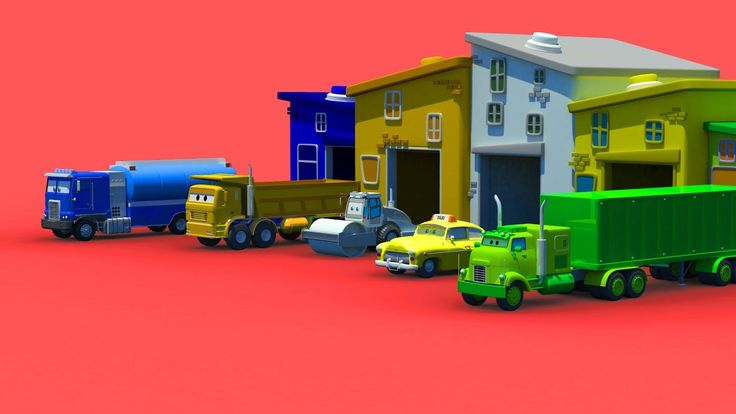 Color song with street vehicles | learn colors | 3d cartoons for kids Teach your child the primary colors with a 3d street vehicle video by Kids Channel. In this video, we take the vehicles that toddlers love the most like the american truck, dump truck, road roller, taxi etc and teach them colors like green, white, yellow, orange etc. #preschool #toddlers #kindergarten  #educational #funtime #learningvehicles #colorsong #learncolors