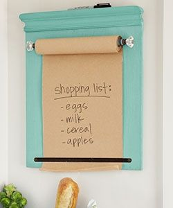 With our easy-to-follow instructions, you'll stay organized with this crafty, wall-mounted to-do list. And it should only cost you $20 and take less than 3 hours of your time to DIY.
