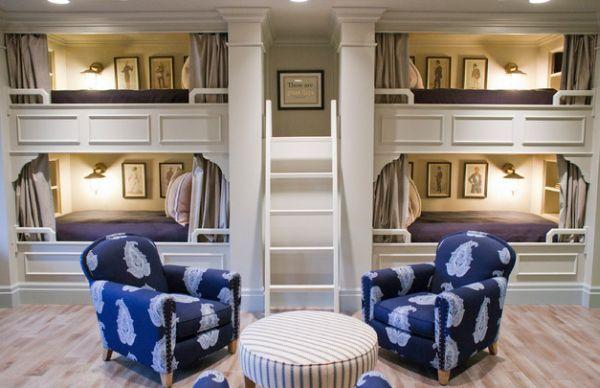 12 idées de lits superposés modernes pour toutes les chambres - THE ULTIMATE BUNK BEDS