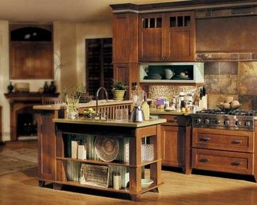 Schuler Cabinet Gallery traditional kitchen