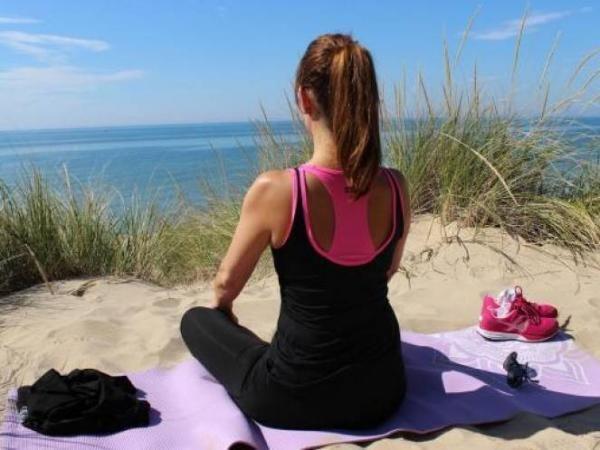 Ingin Segar, Terapkan Meditasi Sederhana Ini