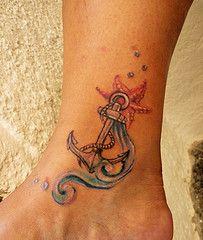 starfish tattoo - Google Search