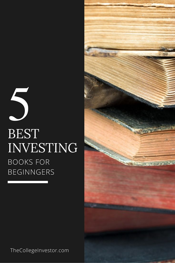 Here are the five best investing books for investors looking to learn how to get started