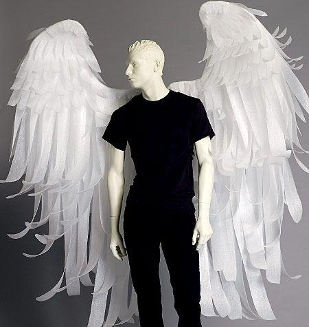 FLIGHT, Belt and Wings with Harness | McCallsCosplay pattern line, M2015, FLIGHT -- Wings!