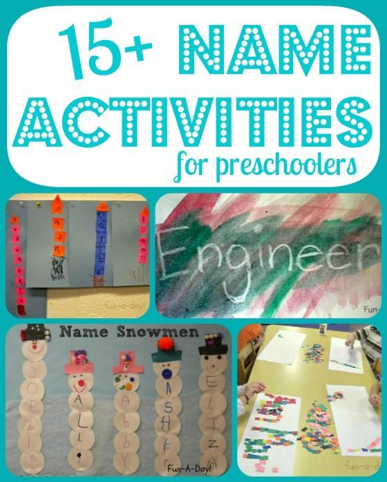 237 Best Name Activities and Crafts images in 2019 | Name ...