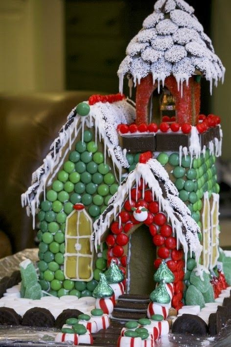Pretty - Gingerbread House