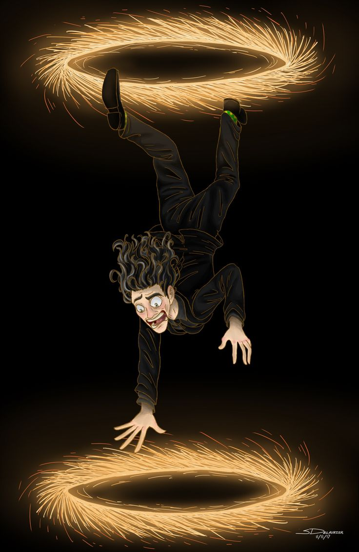 """""""I've been falling…for 30 minutes!"""" This is what I imagined Loki was doing during that time, falling infinitely. He must have a fear of falling by now what with this and the whole void experience. That poor soul. #marvel #loki #thor #marvelcomics #villain #thorragnarok #digitalart #art #doodle #drawing #sketch"""