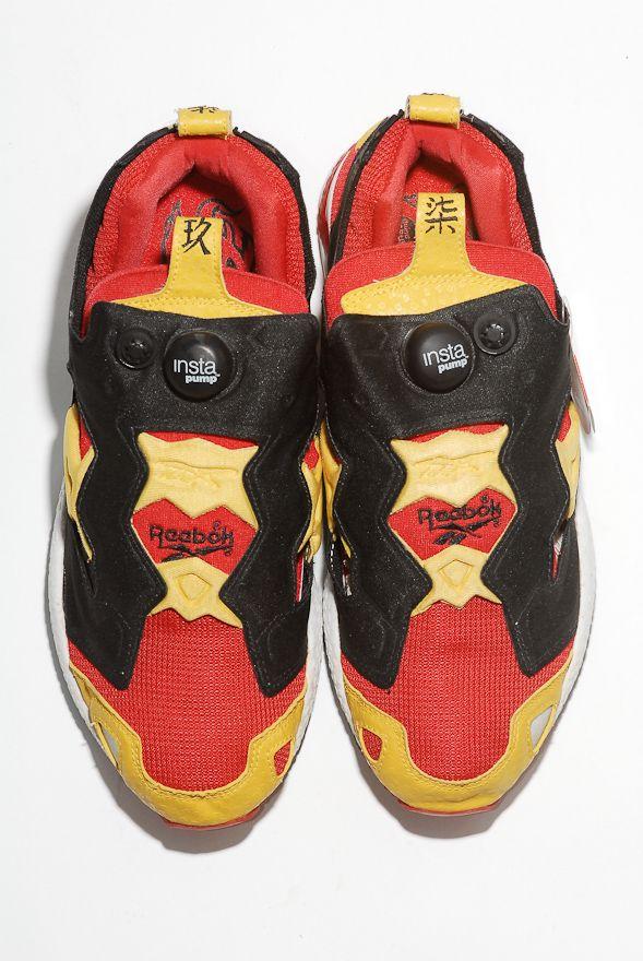 reebok cordura pump fury sandal