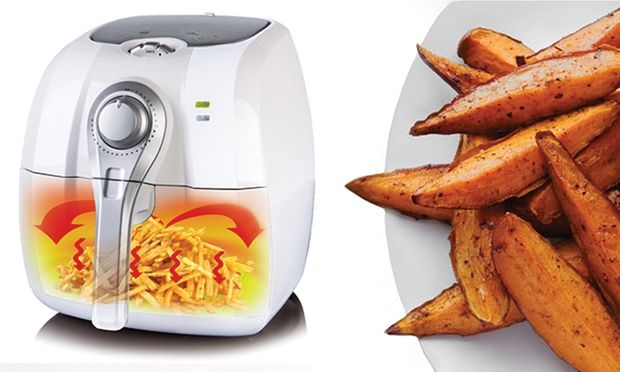 $99 for a Kitchen Chef 3.2L Air Fryer with Baking Dish (Don't Pay $329.95)