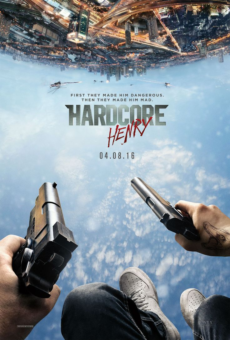 Hardcore Henry 2015 Movie Review