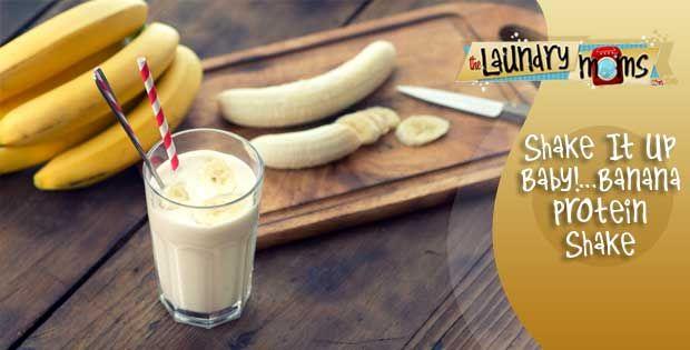 Shake It Up Baby Banana Shake (E)