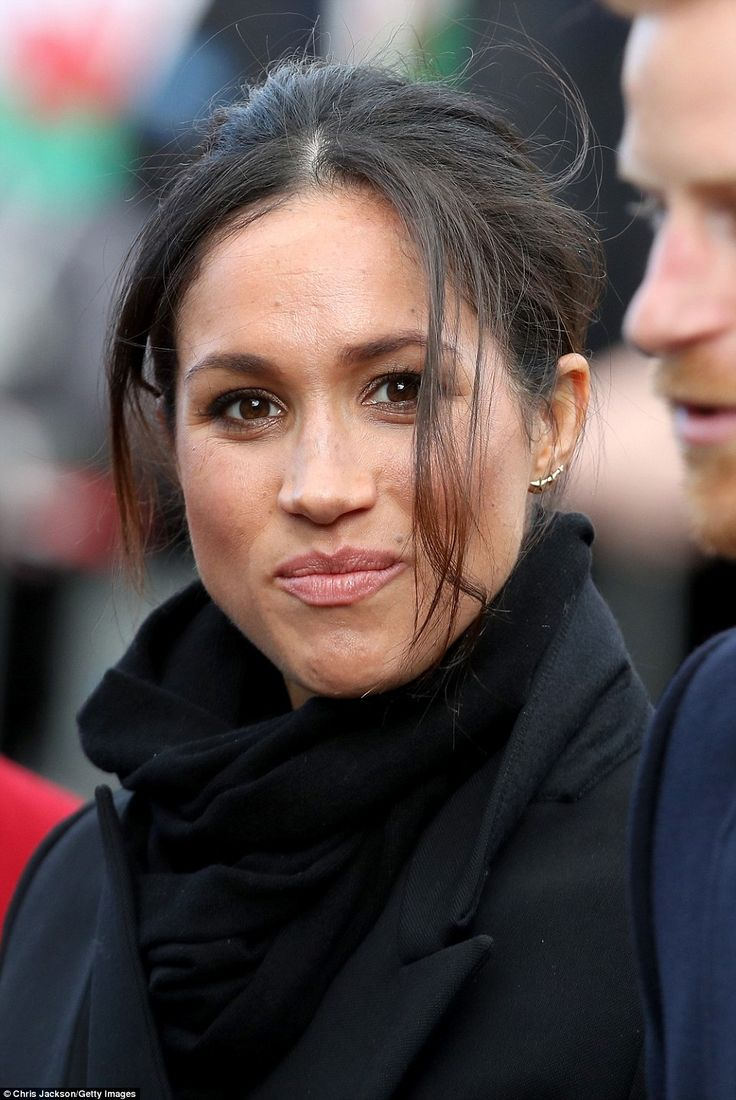 Royal bride-to-be Meghan Markle got a taste of British train travel today as she and her fiancé Prince Harry were late for an engagement in Cardiff.