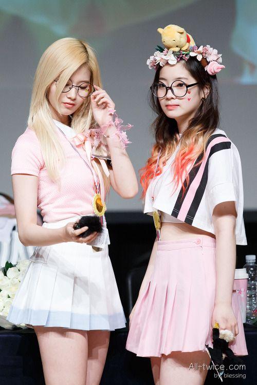 I like dahyun twice. She is so cute and pretty