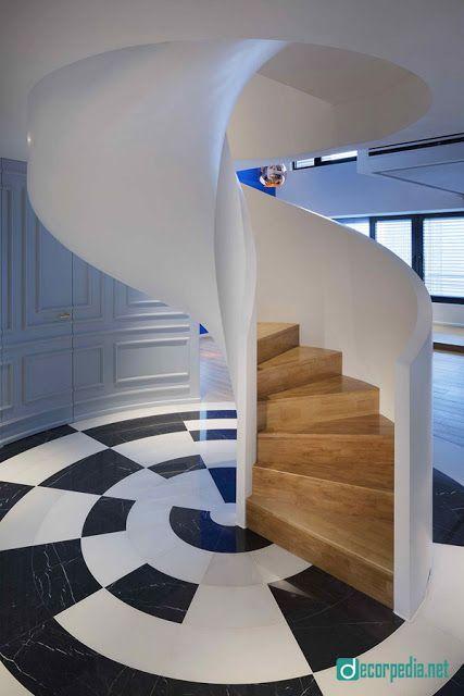 Best Modern Spiral Staircase Designs Spiral Staircase 400 x 300