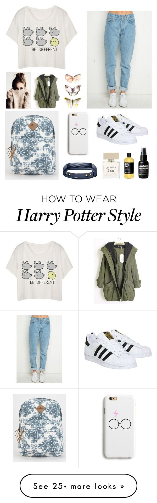 """""""OOTD #19"""" by janelingodfrey on Polyvore featuring O'Neill, adidas, Jawbone and Bella Freud"""