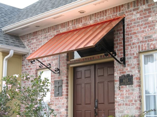Copper Awnings Copper Awnings Pinterest Copper