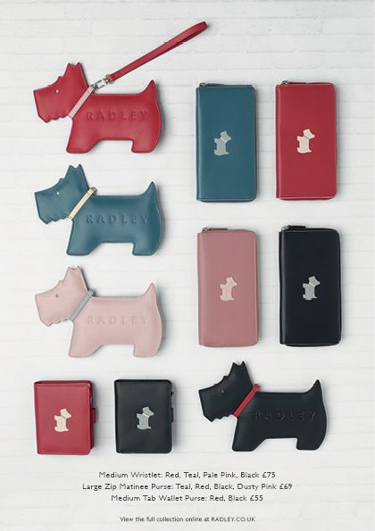 We've made the Scottie the star of our HERITAGE DOG collection.