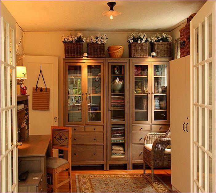 Ikea Hemnes Bookcase Grey Brown WhiteHemnesIkea HacksFamily RoomDecorating IdeasBookcasesLiving