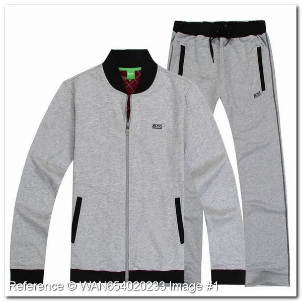 hugo boss tracksuit black and white - Google Search