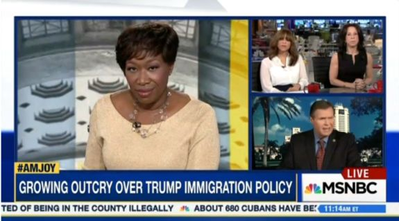 MSNBC Kicks GOP Guest Off Show After He Points Out Elizabeth Warren Is NOT Native-American! (VIDEO)  Ryan Saavedra Feb 19th, 2017