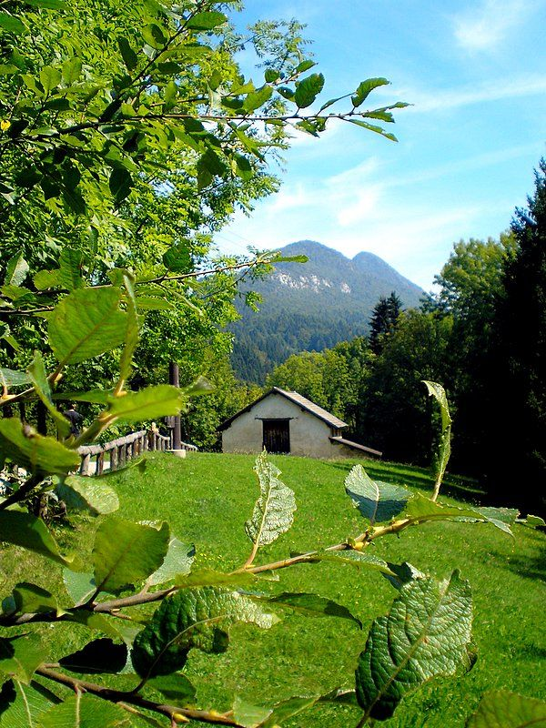 cottage in Trento, Northern italy