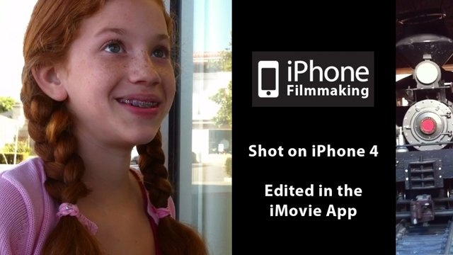 Apple of My Eye - IPHONE 4 FILM by Michael Koerbel. Shot and edited entirely on the iPhone 4 / iMovie App (in 48 hours).