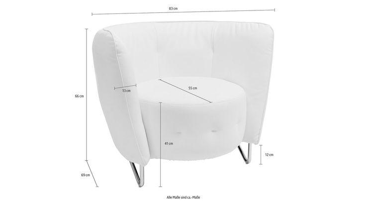 COTTA Fauteuil breedte 83 cm direct online verkrijgbaar. Jouw COTTA Fauteuil breedte 83 cm bestel je makkelijk en voordelig online bij OTTO.